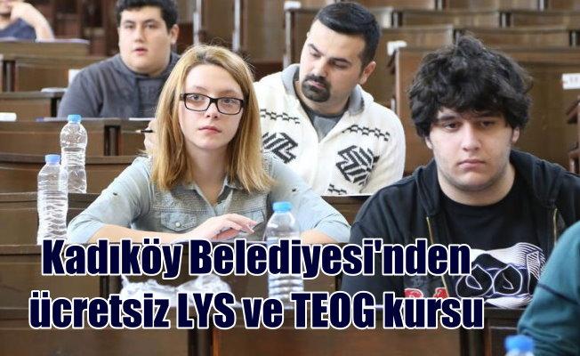 TEOG ve LYS öğrencilerine ücretsiz kurs desteği