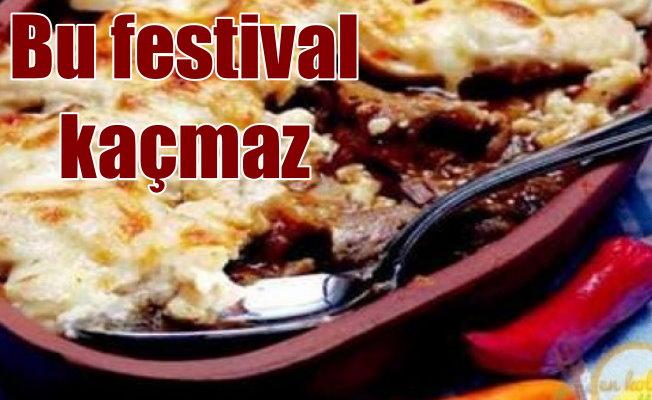 Trakya'nın lezzetleri bu festivalde buluşuyor; Süleymanpaşa'da şenlik var