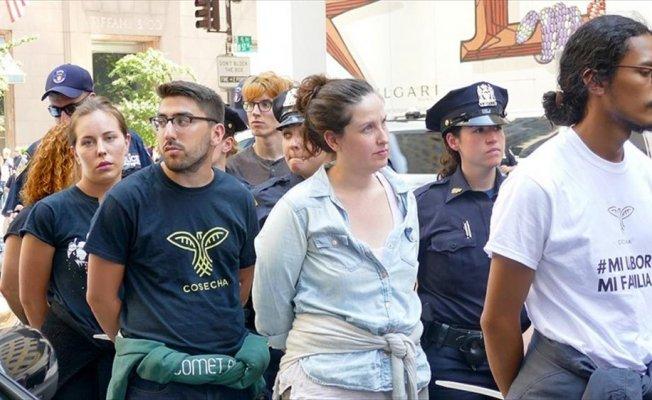 Trump'ın DACA kararına karşı protestolarda onlarca gözaltı