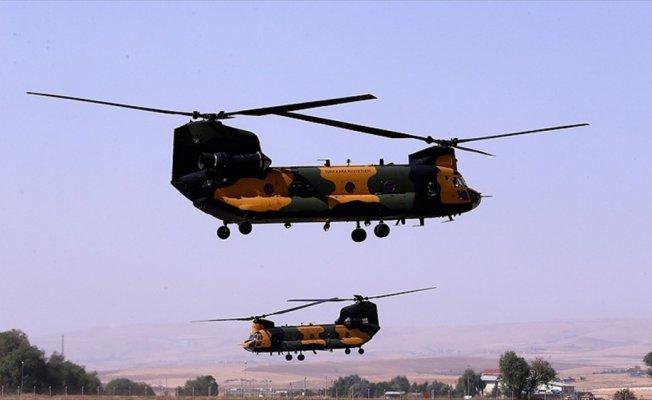 Türk Silahlı Kuvvetlerinin 'uçan kale'leri
