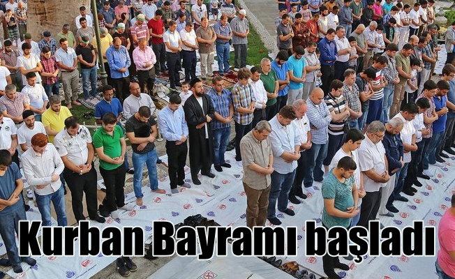 Türkiyle Kurban Bayramını kutluyor: Bayramınız kutlu olsun