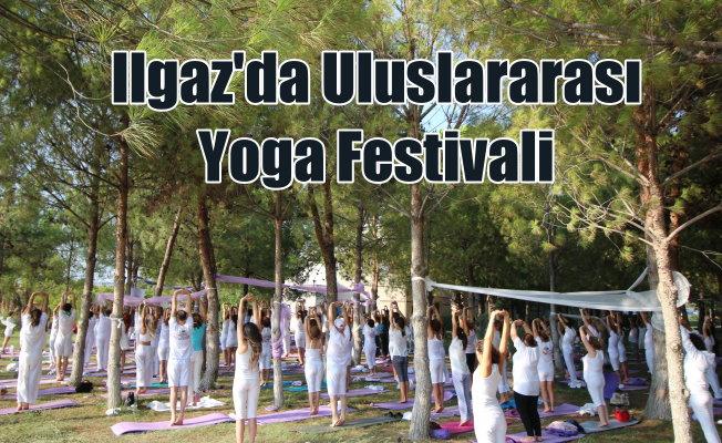 Uluslararası Yoga 30 Eylül'de Ilgaz dağlarında yapılıyor