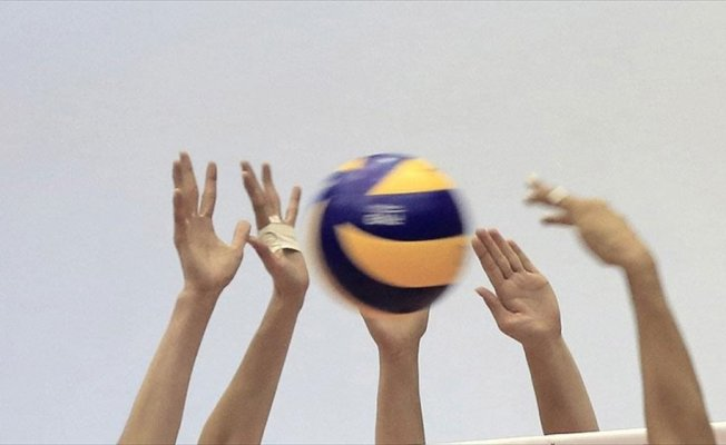 Voleybolda Türkiye'nin finaldeki rakibi Slovenya oldu