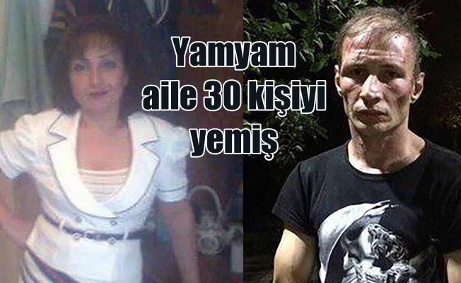 Yamyam aile yakalandı: 30 kişiyi yemişler