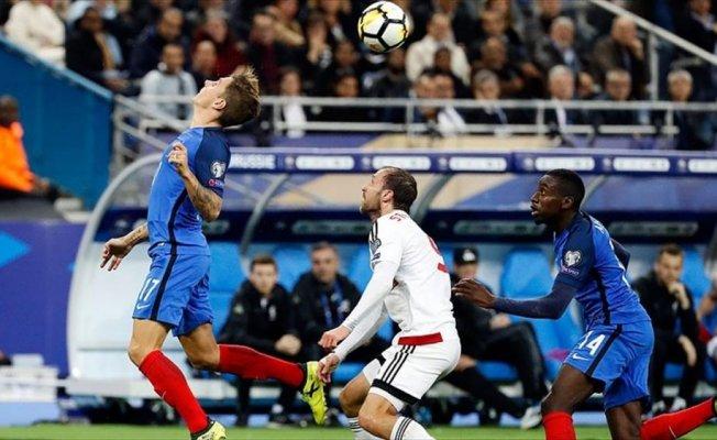 2018 FIFA Dünya Kupası Avrupa Elemeleri tamamlandı