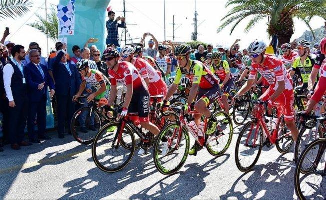 53. Cumhurbaşkanlığı Türkiye Bisiklet Turu başladı