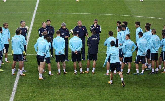 A Milli Futbol Takım son maçında Finlandiya karşısında