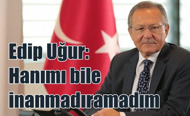 AK Parti'de istifa haberlerine Köşk'ten açıklama