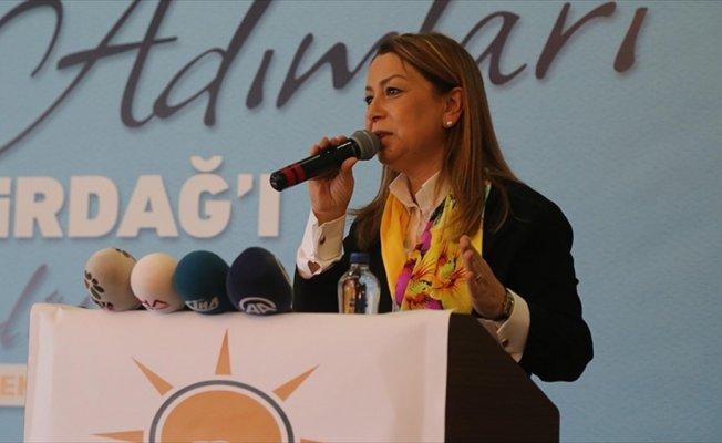 AK Parti Genel Başkan Yardımcısı Çalık: Mazlum coğrafyaların umudu Türkiye'dir