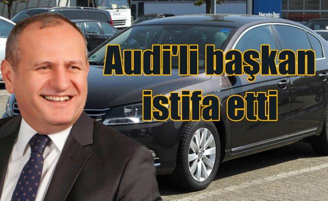 Ak Parti'li Düzce Belediye Başkanı Keleş istifa etti