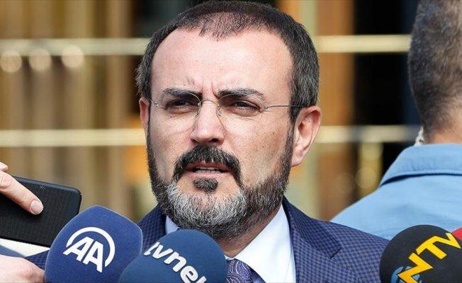 AK Parti Sözcüsü Ünal: Şu anda herhangi bir belediye başkanından istifa talebi olmadı