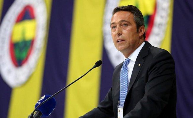 Ali Koç'tan açıklama;Fenerbahçe'ye zarar vermemek adına...