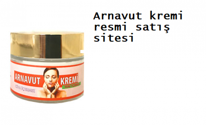 Arnavut Kremi nasıl kullanılır? Arnavut Kremi Sipariş kullanım önerileri nelerdir?