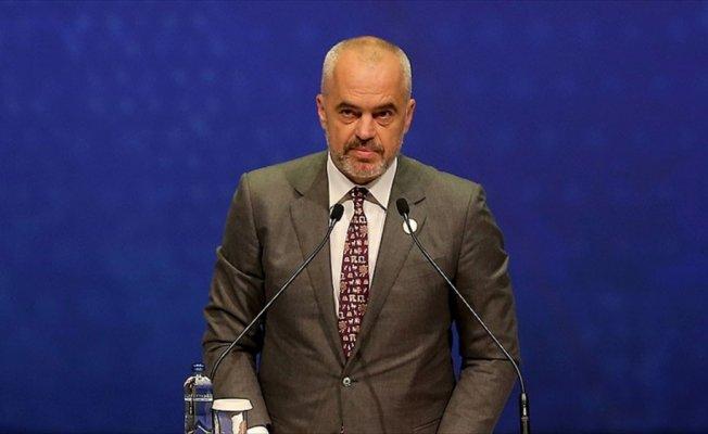 Arnavutluk Başbakanı Rama: Arnavutlar, Türkiye'yi bölgenin bir ülkesi olarak görüyor