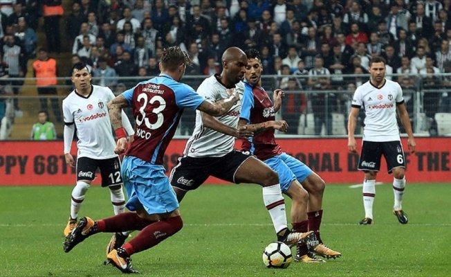 Beşiktaş sahasında Trabzonspor ile berabere kaldı