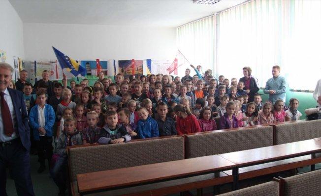 Bosna Hersek'in Novi Travnik şehrinde Türkçe sınıfı açıldı