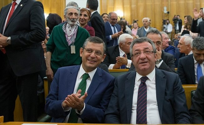 CHP Meclis Grubu'nda seçim