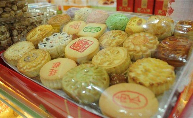 Çin'de Ay Çöreği Bayramı kutlanıyor