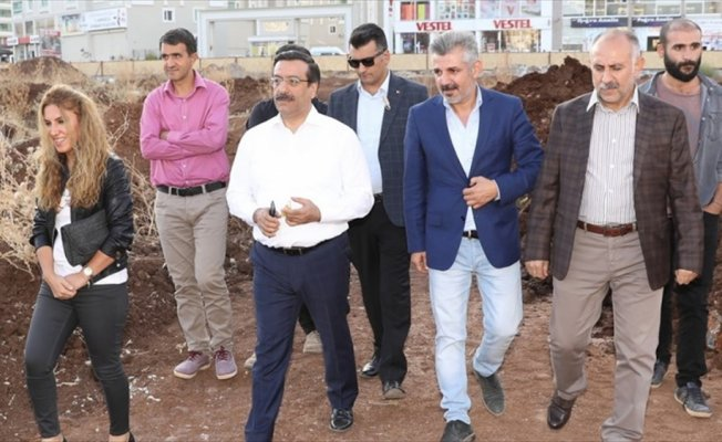 Diyarbakır Büyükşehir Belediye Başkanı Atilla: Estetik bir şehir oluşturmak için çalışıyoruz