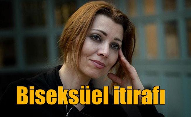 Elif Şafak 'biseksüelim' dedi ortalık karıştı