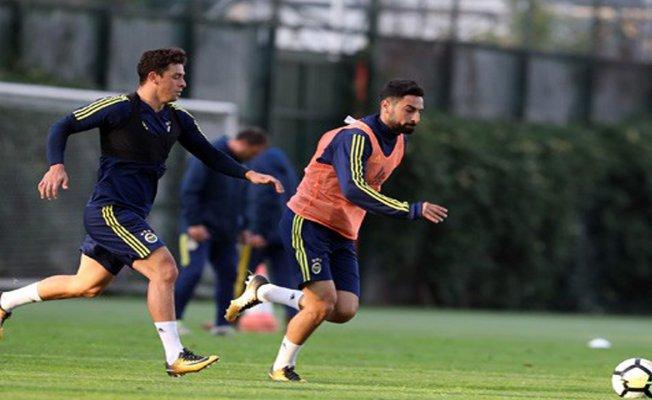 Fenerbahçe Yeni Malatyaspor maçı hazırlıklarını sürdürüyor