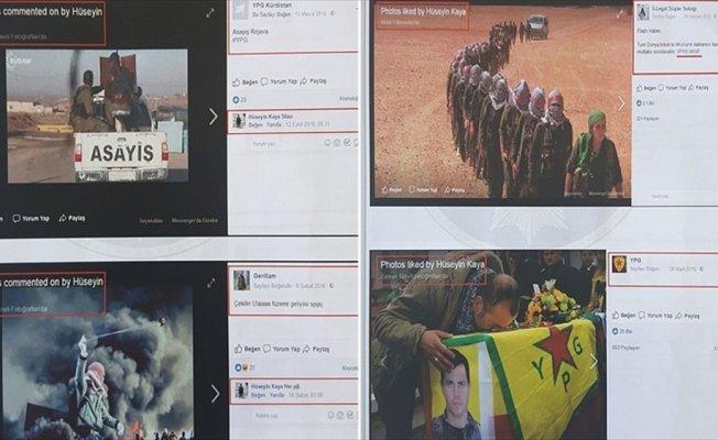 FETÖ zanlısı PKK bağlantılı çıktı