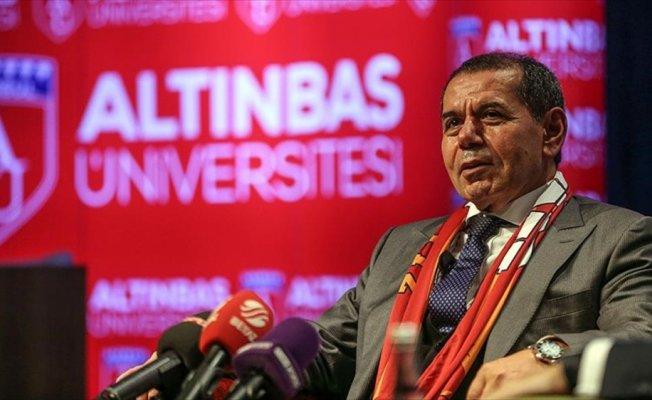 Galatasaray Kulübü Başkanı Özbek: Galatasaray çok iyi yol