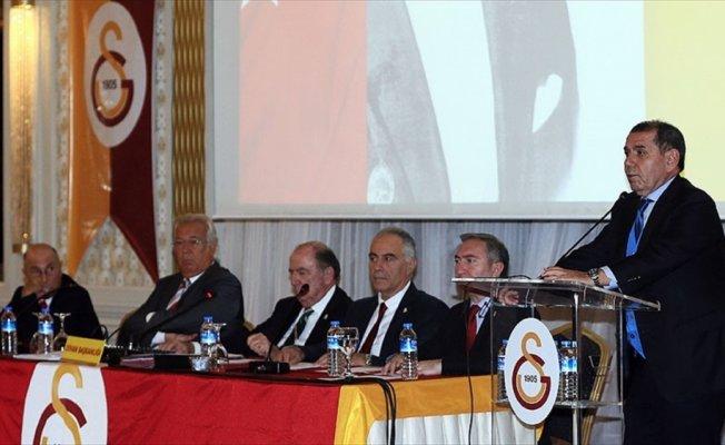 Galatasaray Kulübü Divan Kurulu toplantısı yapıldı