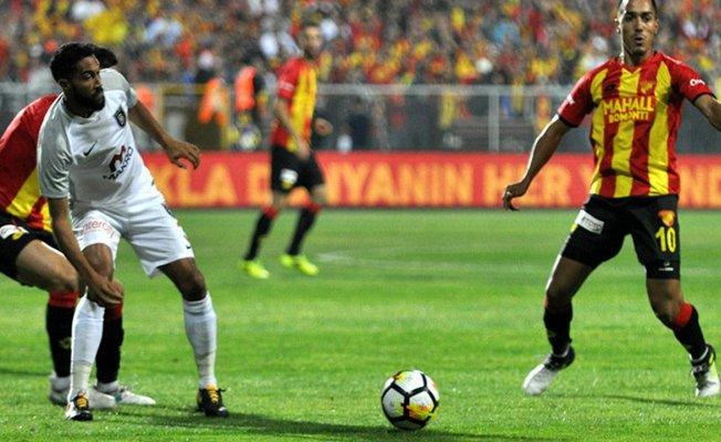 Göztepe 1-Başakşehir 2