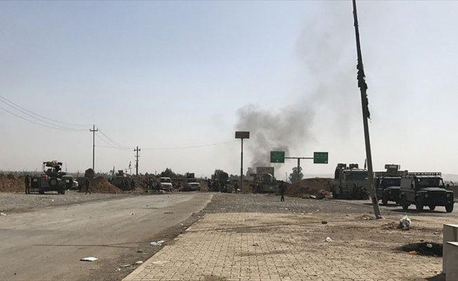 Irak güçleri ve Peşmerge arasında çatışma çıktı