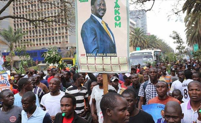 Kenya'da muhalefet yeni seçim istiyor