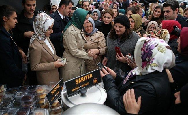 Kermes gelirleriyle Arakan'da mahalle kurulacak