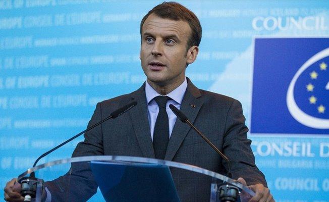 Macron'dan Türkiye ve Rusya mesajı