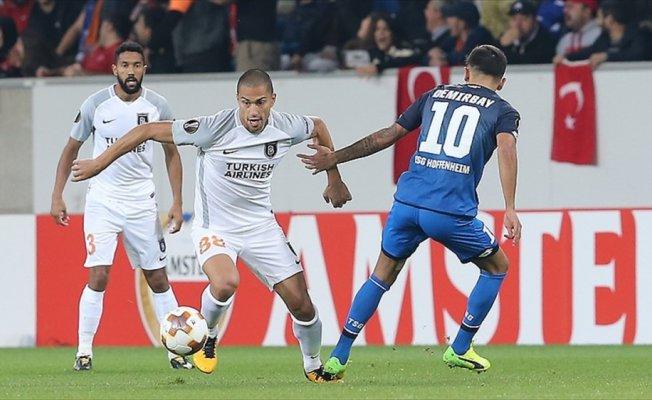 Medipol Başakşehir-Hoffenheim maçına Avusturyalı hakem