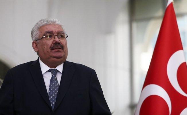 MHP Genel Başkan Yardımcısı Yalçın: Bunlara en büyük cezayı, Kürt insanı verecektir