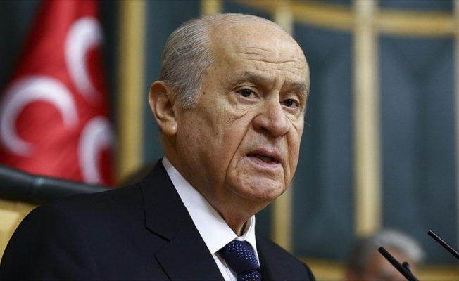 MHP Genel Başkanı Bahçeli: İnfaz fermanımızın yazılmasına sessiz kalınamaz