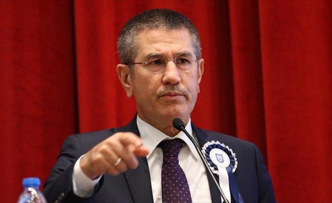 Milli Savunma Bakanı Canikli: Millilik açısından kendi sistemimizi geliştirmeliyiz