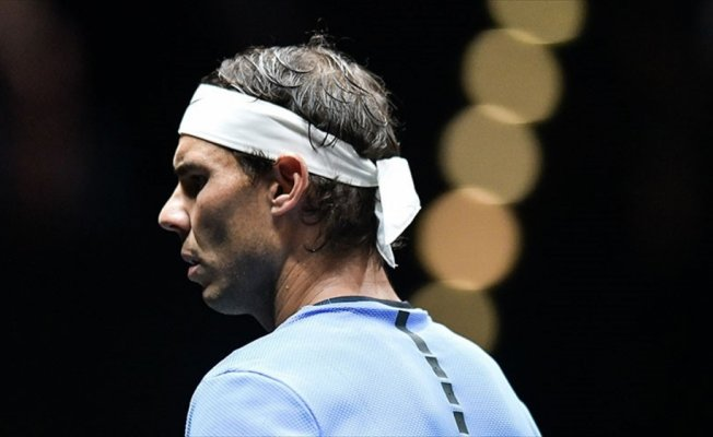 Nadal sakatlığı nedeniyle İsviçre'de mücadele edemeyecek