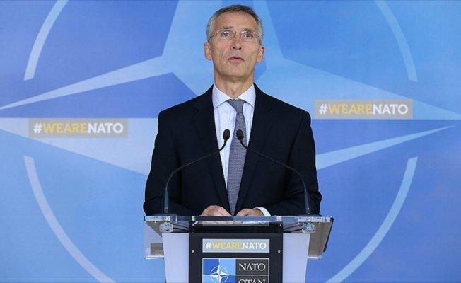 NATO Genel Sekreteri Stoltenberg: Yeni bir soğuk savaş istemiyoruz