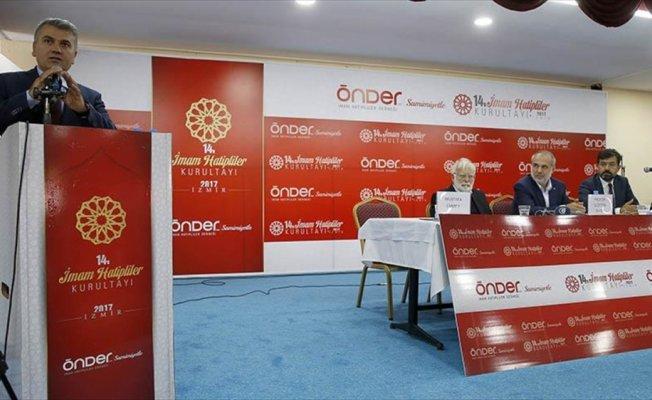 ÖNDER Teşkilatlanma Başkanı Canbey: İmam Hatipli'nin sesi yükseldikçe Türkiye'nin sesi gürleşecektir