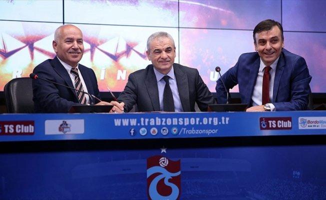 Rıza Çalımbay Trabzonspor'da