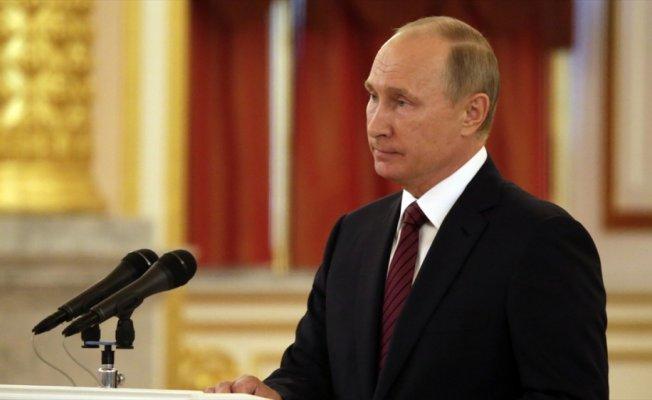Rusya Devlet Başkanı Putin'den 'petrol üretimi' açıklaması