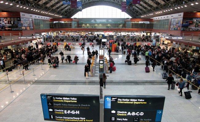 Sabiha Gökçen'de yolcu sayısı yüzde 8 arttı