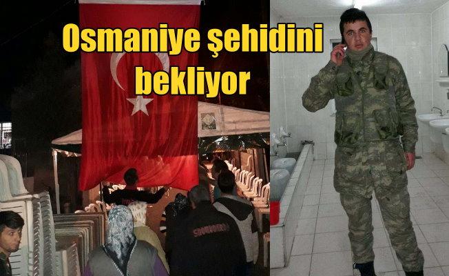 Şehitlerin isimleri belli oldu: Osmaniye ve Bolu şehidini bekliyor