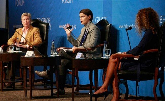 Sırbistan Başbakanı Brnabic: Moskova ile ilişkiler, entegrasyonlara engel olmamalı