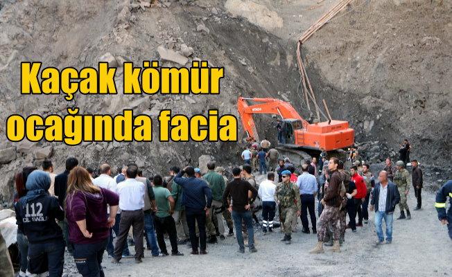 Şırnak'ta kaçak kömür ocağında facia, 6 ölü var