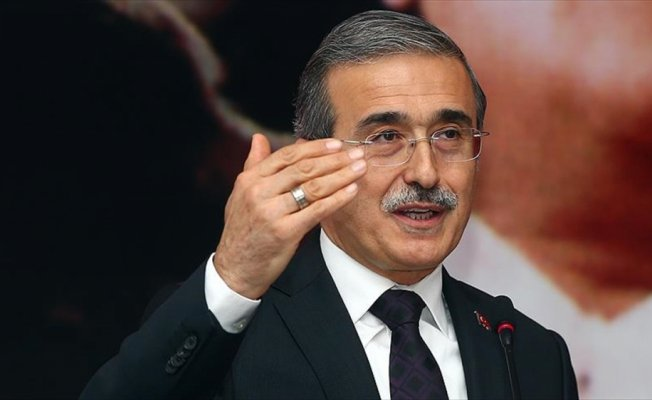 SSM Müsteşarı Demir: Savunma Sanayii Müsteşarlığı 550'ye yakın proje yürütüyor