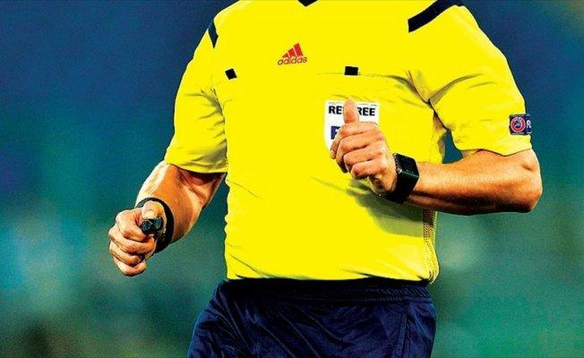 Süper Lig'de 10 hafta hakemleri açıklandı