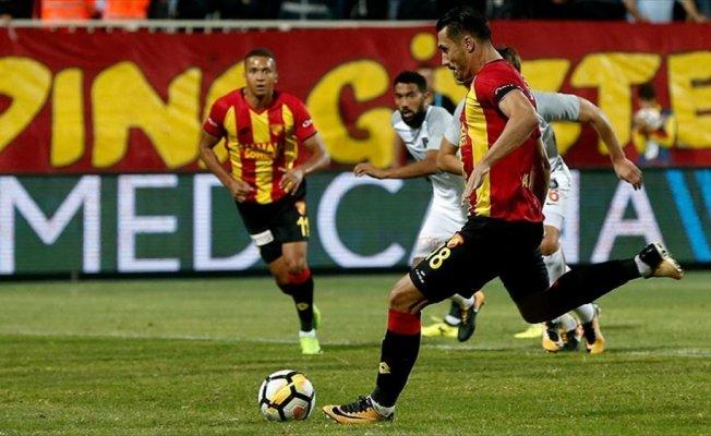 Süper Lig'in penaltı lideri Göztepe