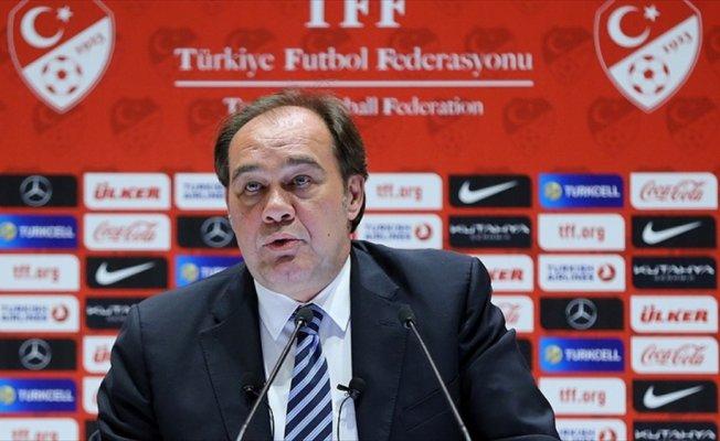 TFF Başkanı Demirören: İzlanda maçı büyük önem arz ediyor